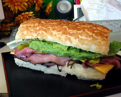 A Great Sandwich