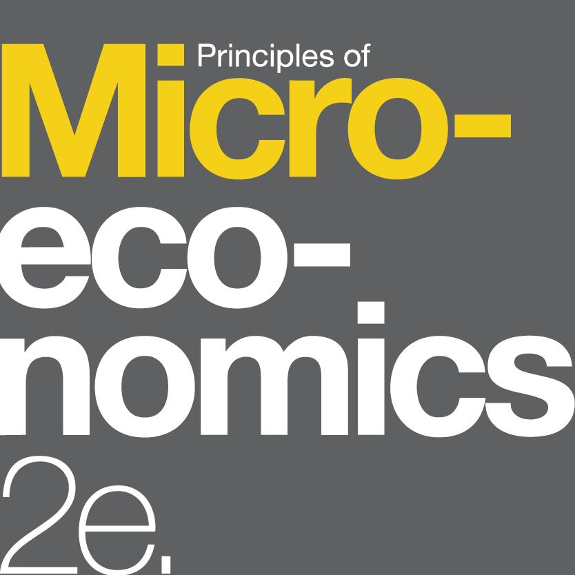 Cover image for Principles of Microeconomics 2e